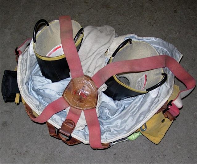 Fireman pants