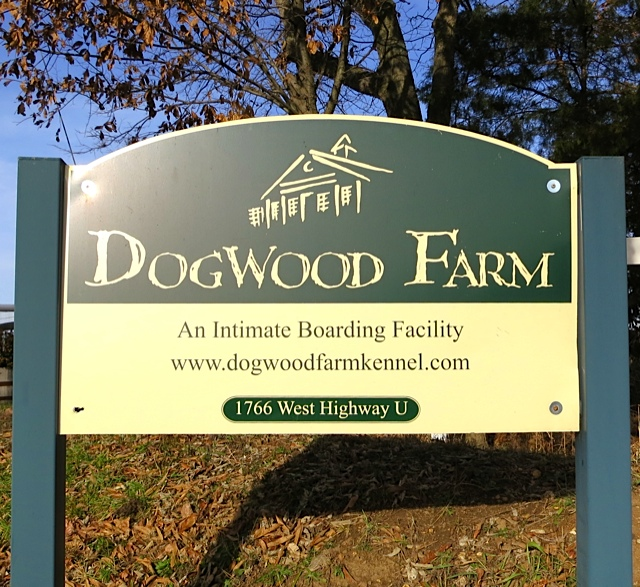 Sign Dogwood