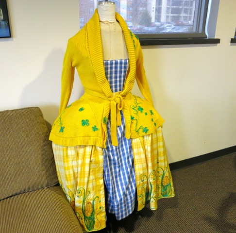 Allison Felter Yellow Dress Opera Theater 2