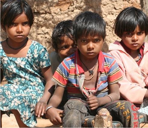 a Mansi's children Ian Forber-Pratt