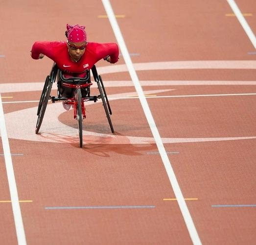 Anjali paralympicstrack