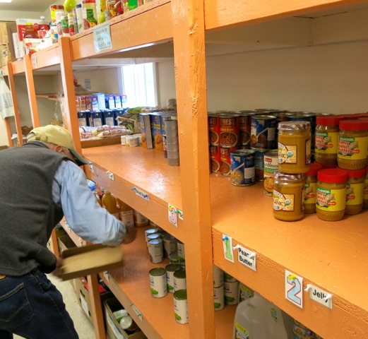 Charity of the week ellsworth maine loaves for Loaves and fishes food pantry