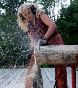 Tina sawing
