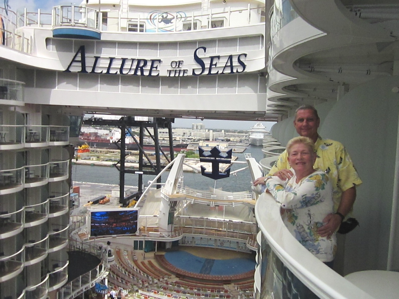 Our Allure Cruise Photo