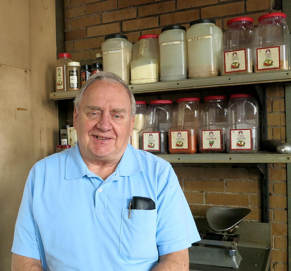 Ted Piekutowski sausagemaker