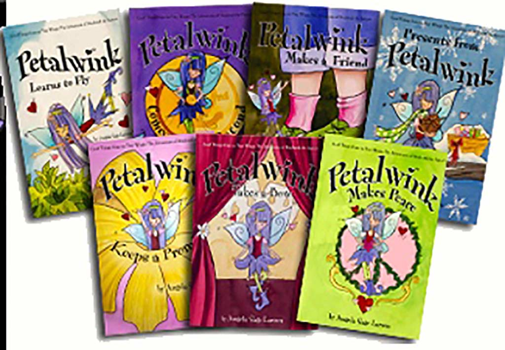 petalwinkbookcovers