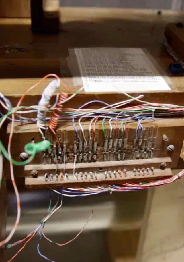 electronics organ phil judkins